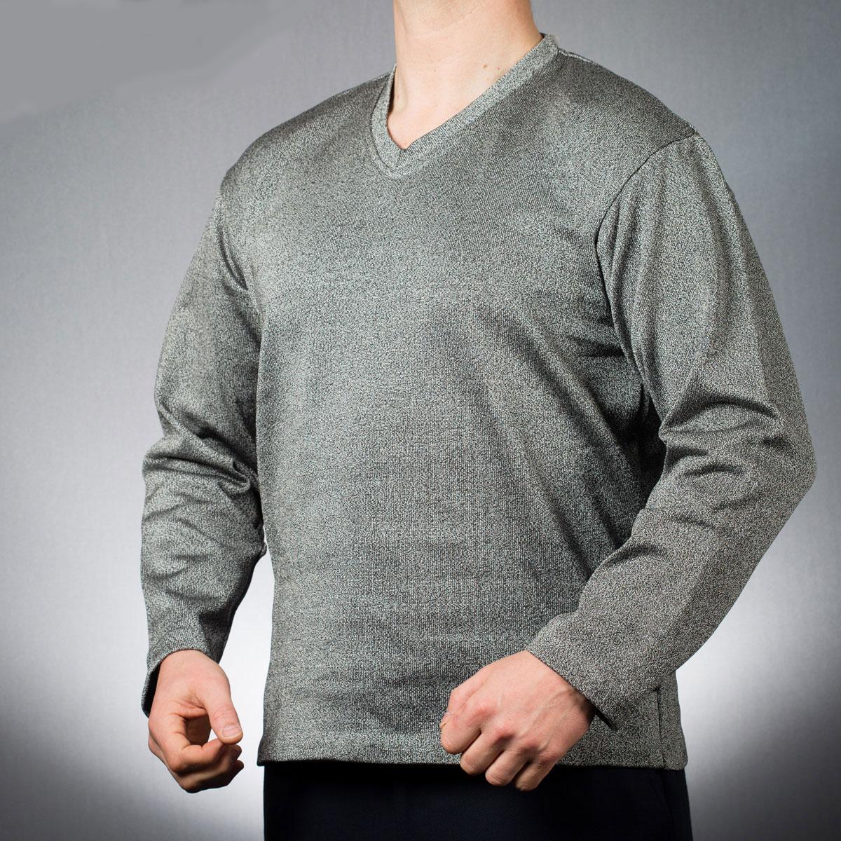 SlashPRO Slash Resistant Clothing V Neck Sweatshirt
