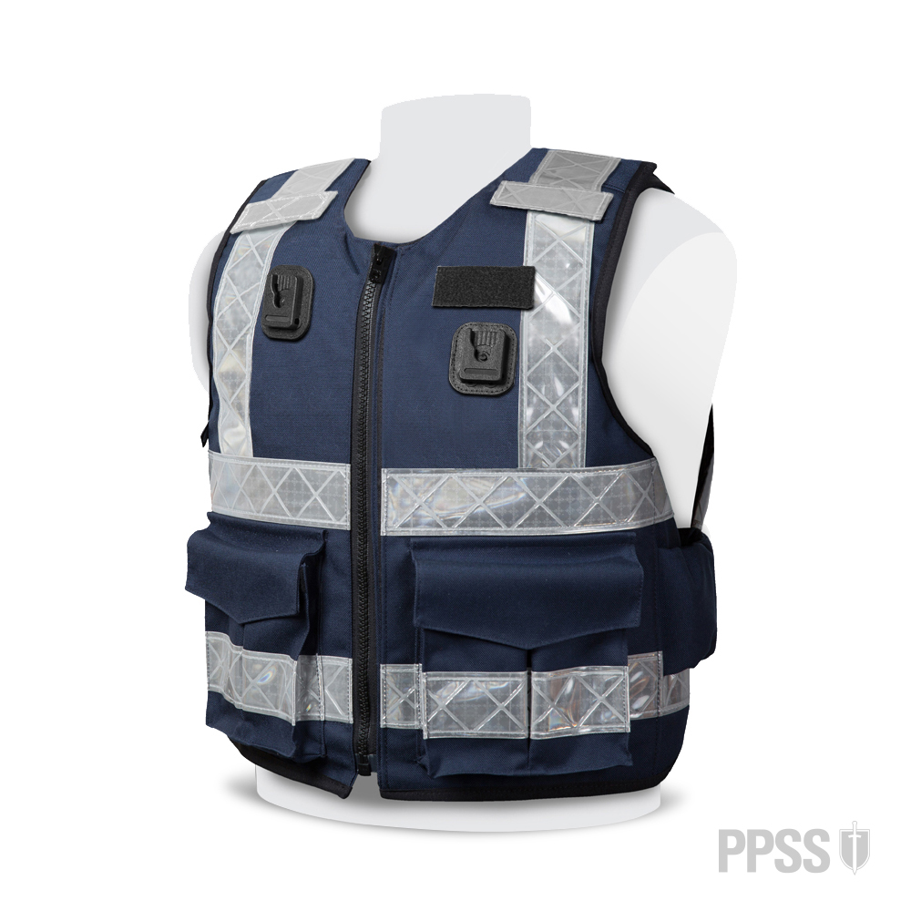PPSS Stab Resistant Vests - Overt