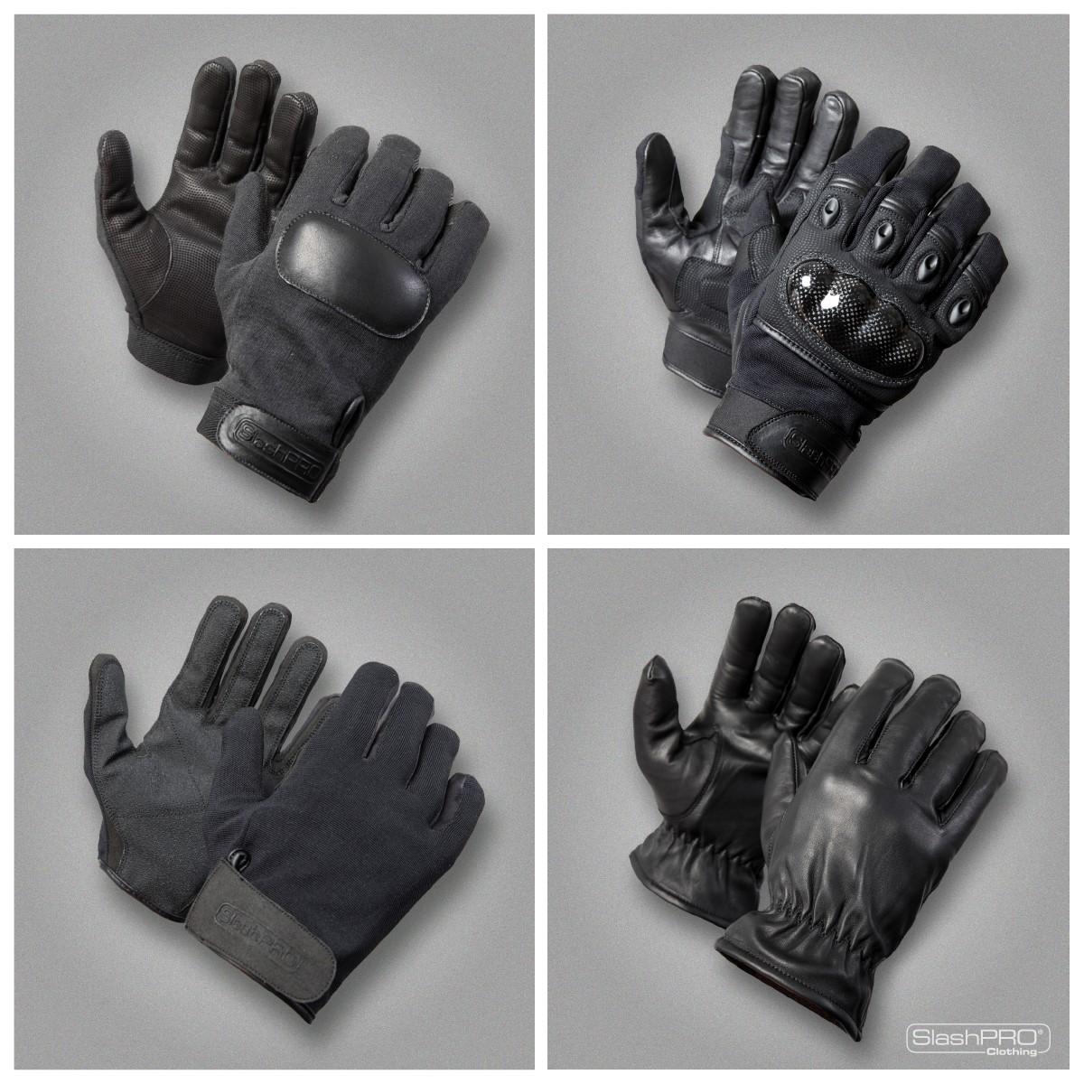 slash resistant gloves