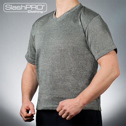 Slash Pro v-neck t-shirt product image