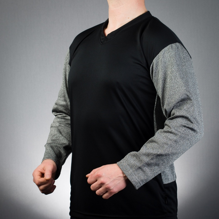 Slash Resistant Body Armour Base Layer