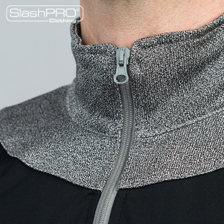 Slash Resistant Combat Shirts Collar