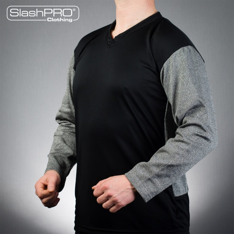 Slash Resistant Body Armour Base Layer