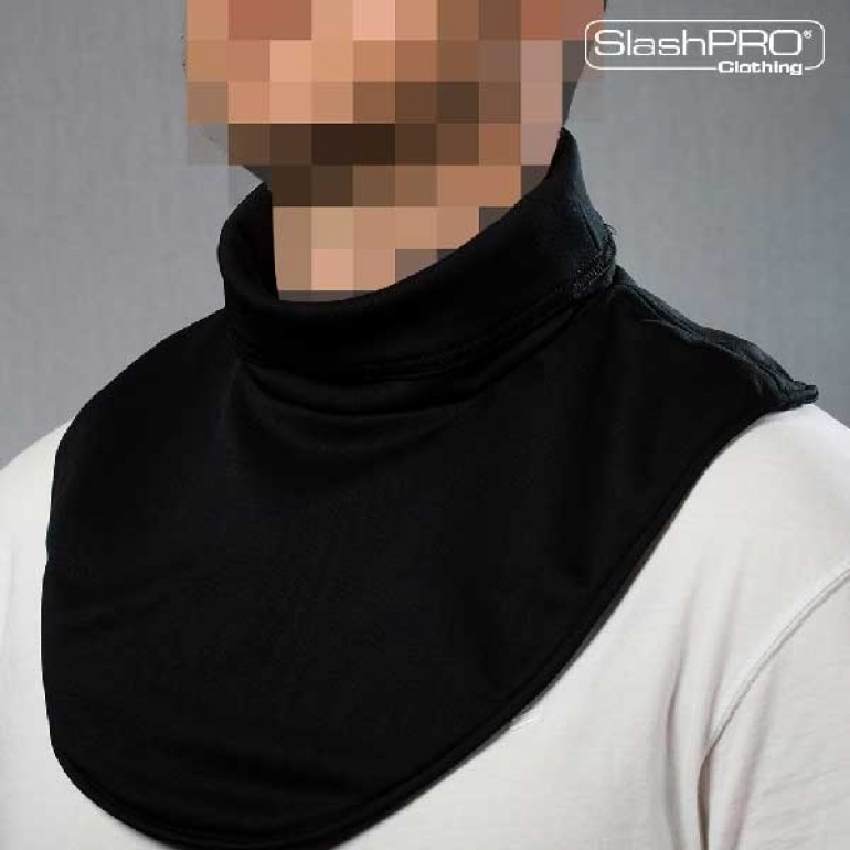 Slash Resistant Neck Guards